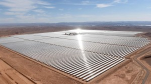 noor Solaranlage sahara
