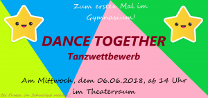 Dance Together Plakat (PNG)